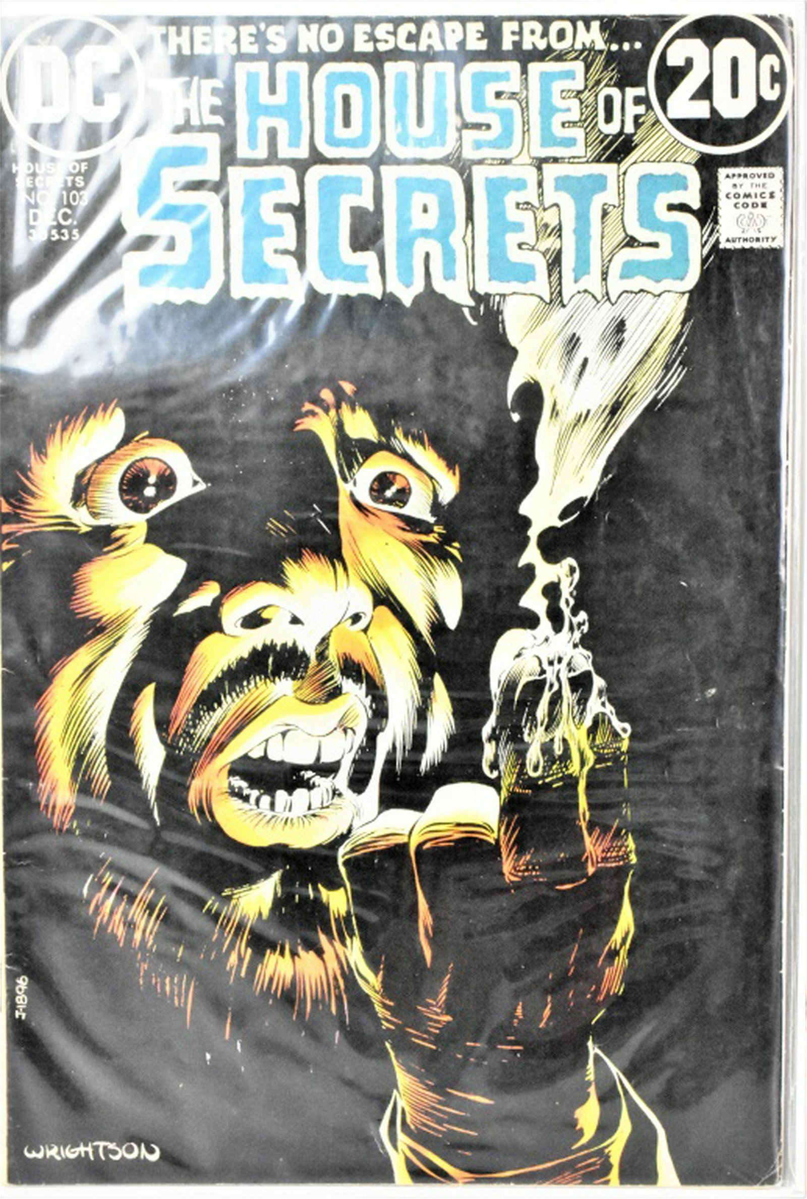 Assorted DC Horror Silver & Bronze Age Comics