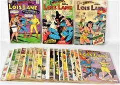 Lois Lane Silver  Bronze Age Comics