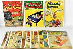 DC 10 Cent assorted Cartoon Comics Books