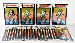 Bloodshot #1 Valiant Comic issues