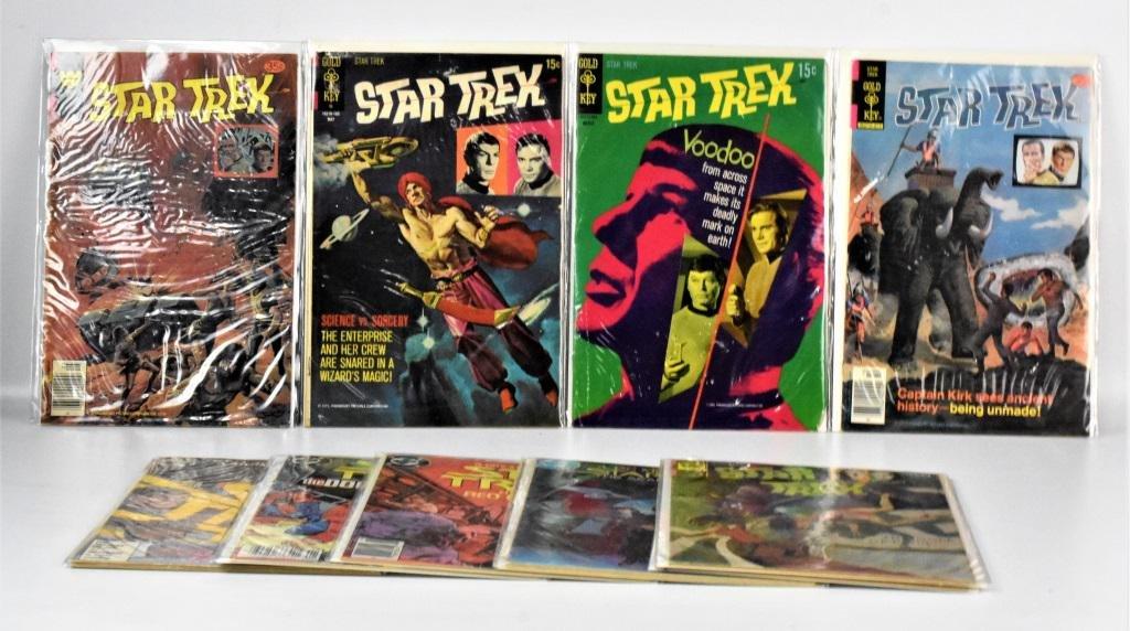 Star Trek Silver, Bronze, & Copper Age Comics
