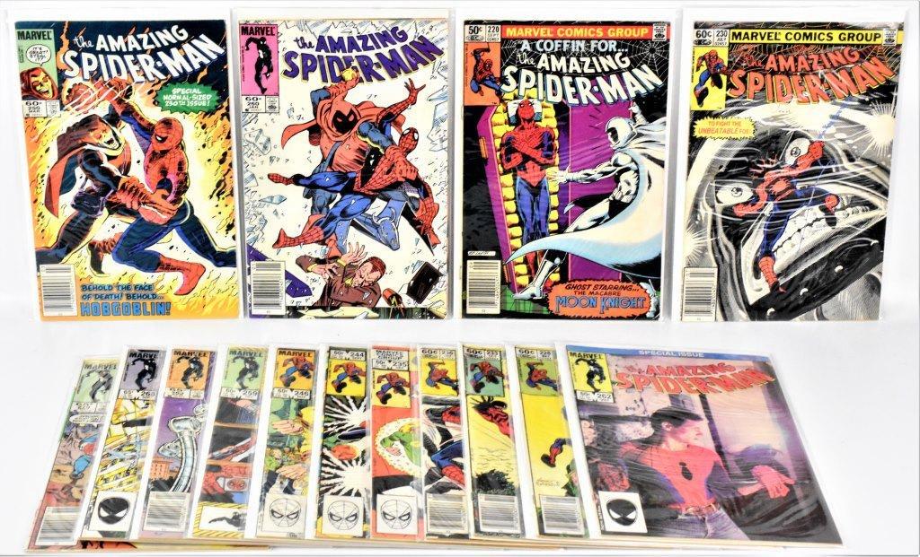 Amazing Spiderman Bronze Comics