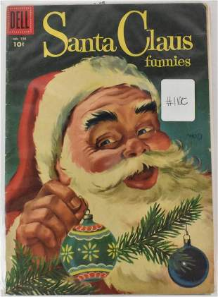 Gold Early Silver Age Christmas Comics