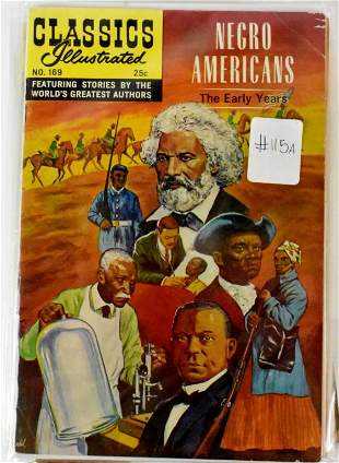 1st Issue Classics Illustrated Comics