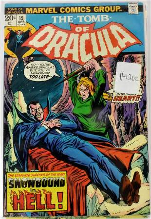 Blade Early Appearances Tomb of Dracula