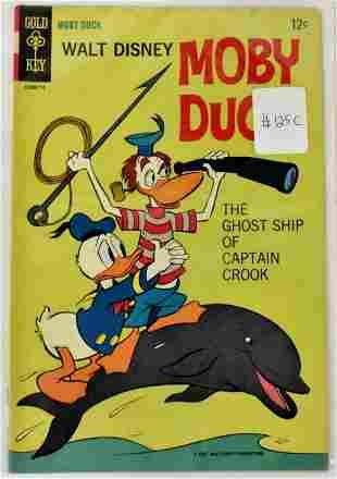 Disney High Grade Silver Age Comics