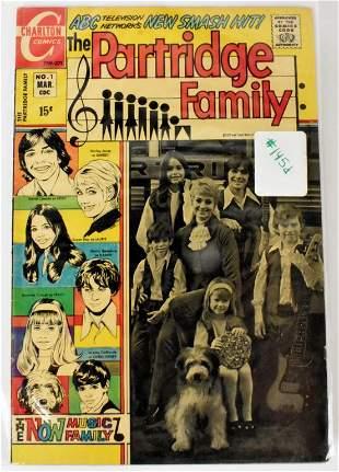 TV Show 1 Silver Age Comics
