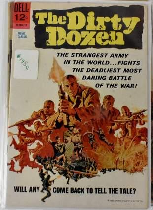 Movie Silver Age Comics