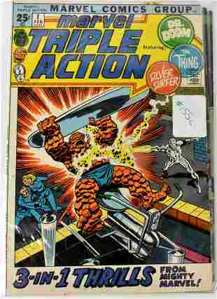 Marvel 1 Issues Silver Bronze Copper Age
