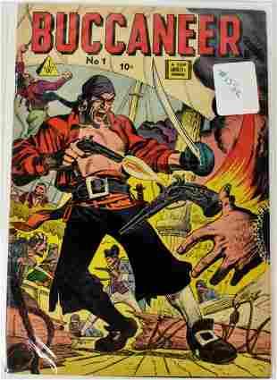 Top Quality Comic 1 Golden Age Comics