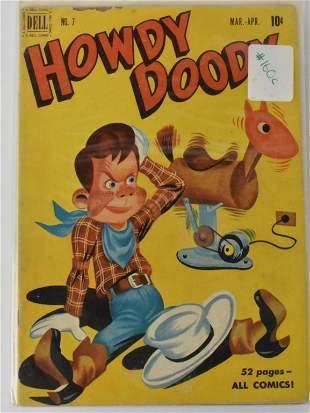 Howdy Doody Bozo Charlie McCarthy Comics