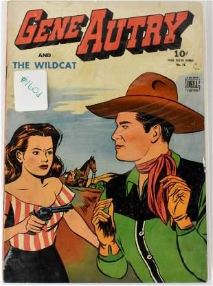 Western Golden Age Comics
