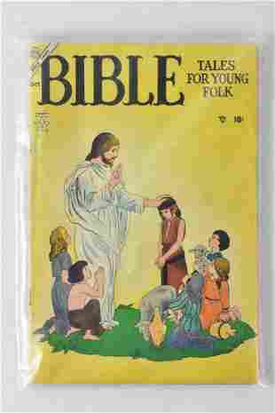Bible Tales for Young Folk Comic Grouping