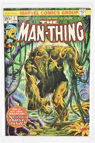 Marvel Comic Grouping