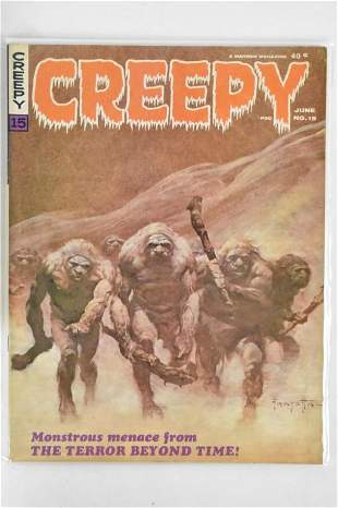 Creepy and Monsters Magazine Grouping
