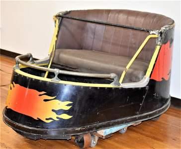 W.F. Mangels Co. Coney Island NY The Whip Car