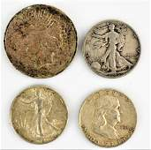 Silver American Coin Grouping