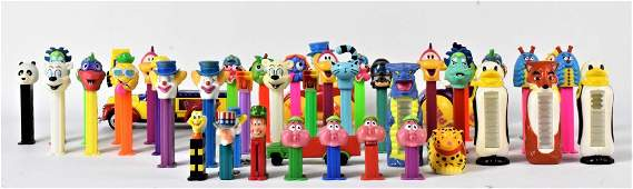 Pez Grouping