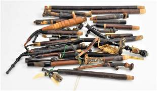 Antique German Pipe Grouping