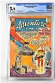 Adventure Comics #290 CGC 3.5