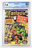 Fantastic Four #25 CGC 7.0