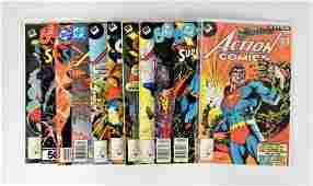 Superman Comic Grouping