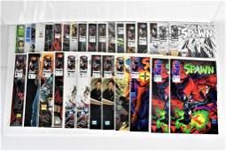 Spawn Comic Grouping