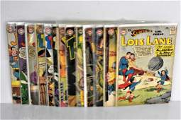 13 DC 10 cent Assorted comics