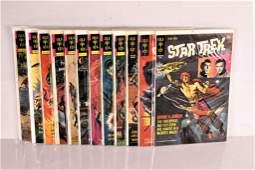 10+ Star Trek Gold Key Comic Grouping