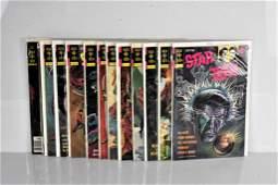 12 Star Trek Gold Key Silver Age Comics