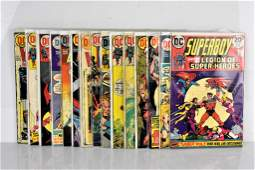 DC 20 Cent Assorted Comic Grouping