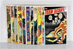 DC 15 Cent to 50 Cent Giant Issues Comic Grouping