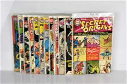 DC Silver Age Giant Comic Grouping