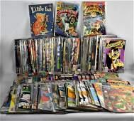 1 DC & Independent Long Box of Gold comics