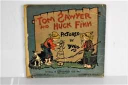 Tom Sawyer and Huck Finn Platinum Comic