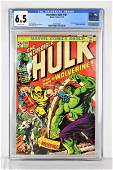 Incredible Hulk #181 CGC 6.5