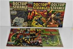Doctor Strange Comic Grouping