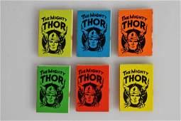 Thor Mini Book / Comic Grouping