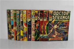 Marvel Silver Age Comic Grouping