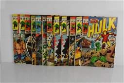 Hulk Silver Age Comic Grouping
