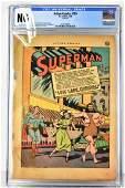 Action Comics #129 CGC NG