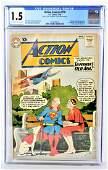 Action Comics #270 CGC 1.5 1960