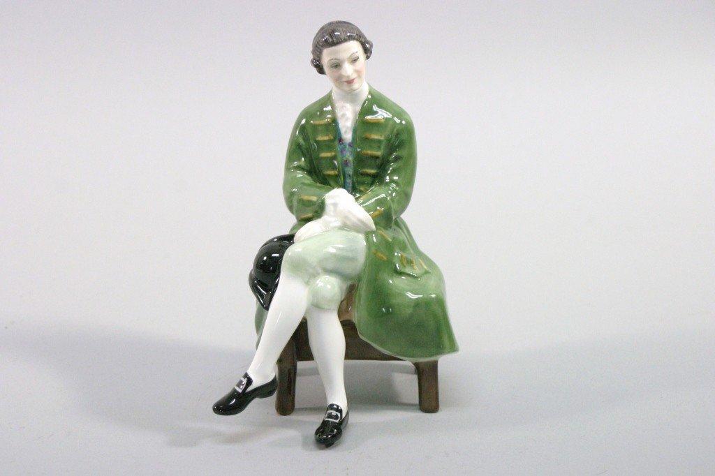 1: Royal Dolton Gentleman from Williamsburg