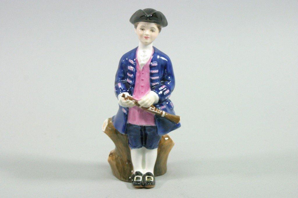 2: Royal Dolton A Boy from Williamsburg