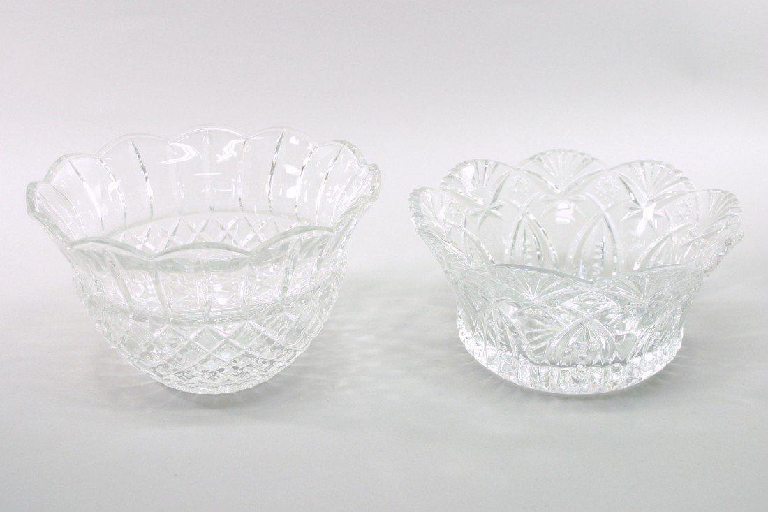 21: Cristal D'Arques Crystal  Bowl, Paris, France