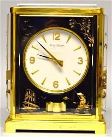 Jaeger Le Coultre Atmos Marina Clock