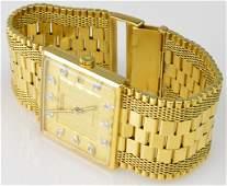 Juvenia 18k Gold Wristwatch