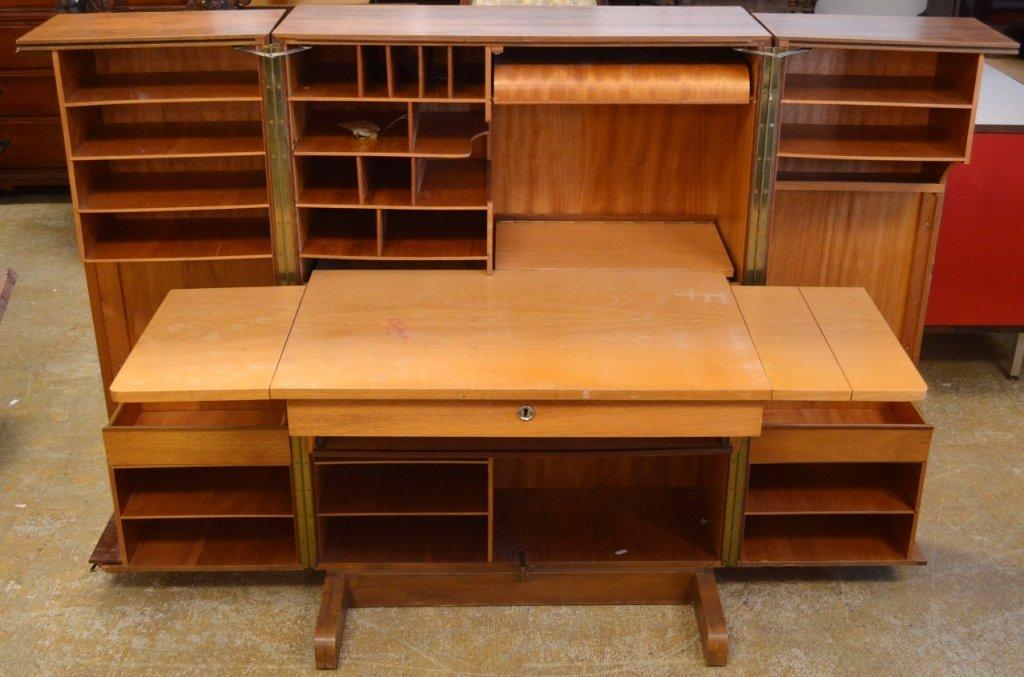 Mid Century Modern Wooten Style Desk