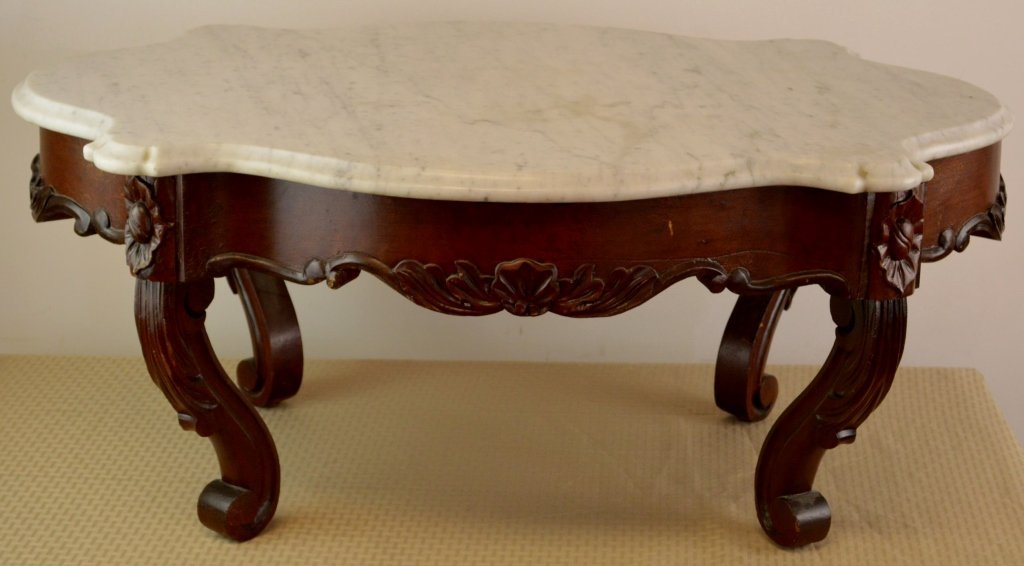 Turtle top coffee table 19th century victorian turtle top coffee table 19th century geotapseo Gallery