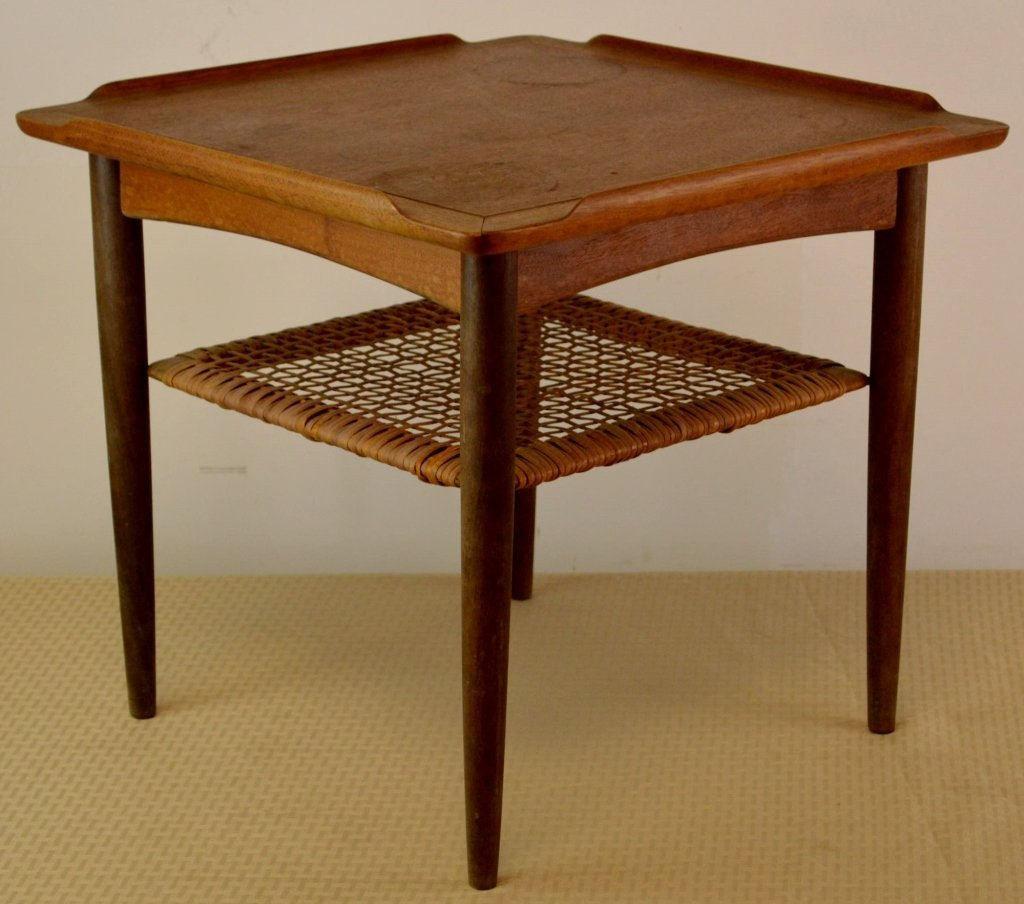 Poul Jensen Mid Century Modern Table for Selig, Denmark